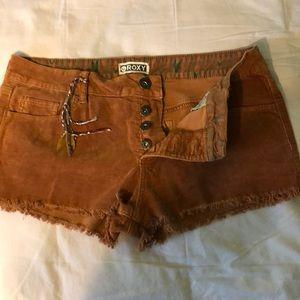 Roxy shorts size 11